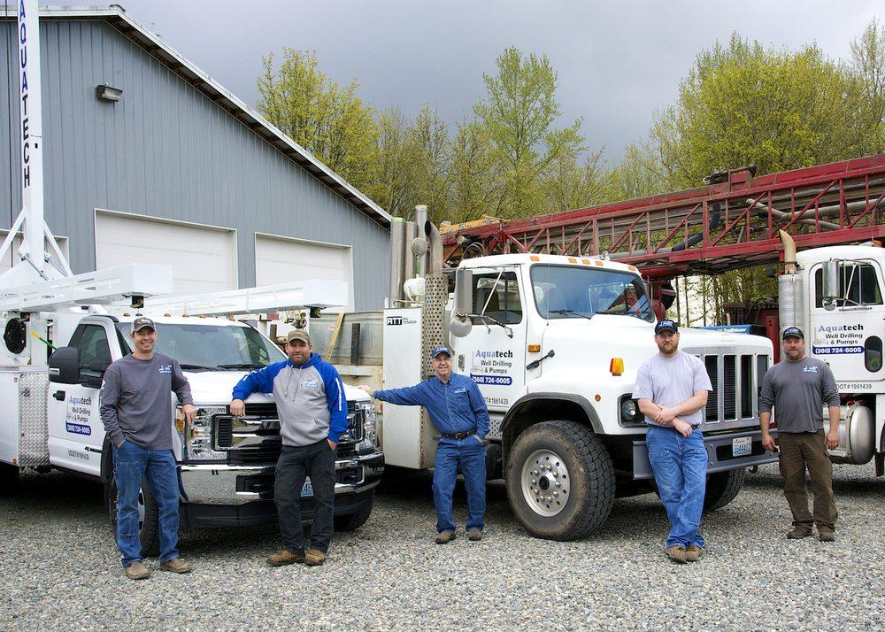 Aquatech Well Drilling & Pumps: 2675 Butler Creek, Sedro Woolley, WA