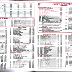 Great Wall Kitchen Menu Teaneck Nj