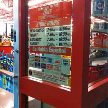 AutoZone - 16 Reviews - Auto Parts & Supplies - 1410 N Santa Fe ...