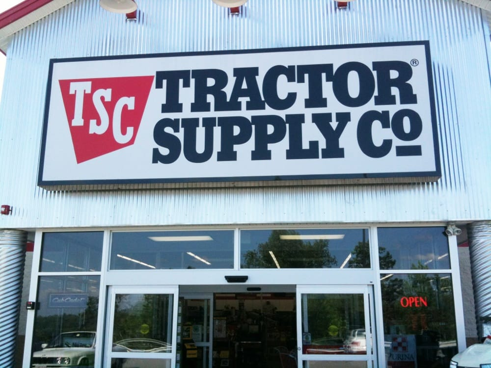 Tractor Supply Factory : Tractor supply company home garden main st