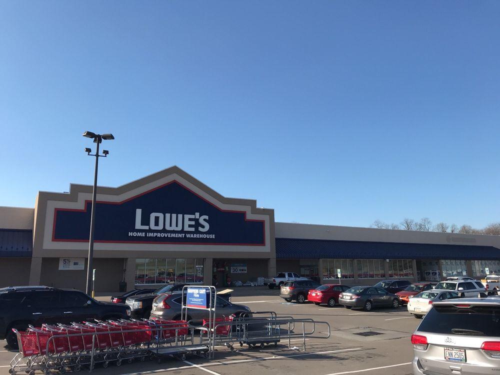 Lowe's Home Improvement: 10235 Colerain Avenue, Cincinnati, OH