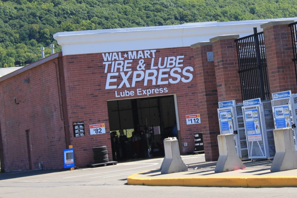 photo of walmart supercenter norwich ny united states walmarts tire lube