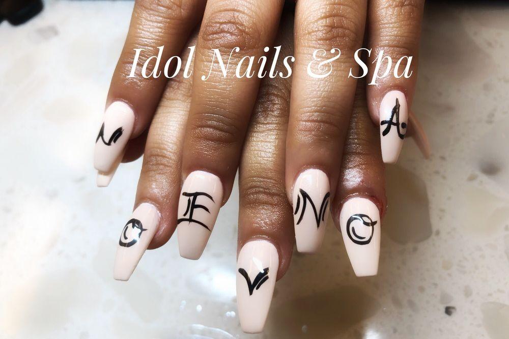 Idol Nails & Spa: 8110 Rosedale Hwy, Bakersfield, CA