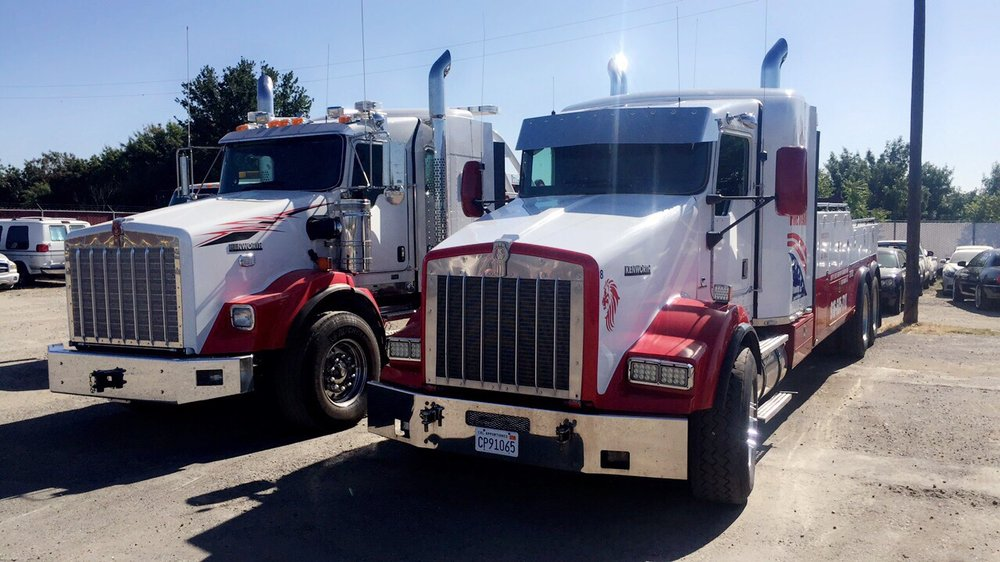 Five Star Towing: 31600 Hi Sierra Dr, Gold Run, CA
