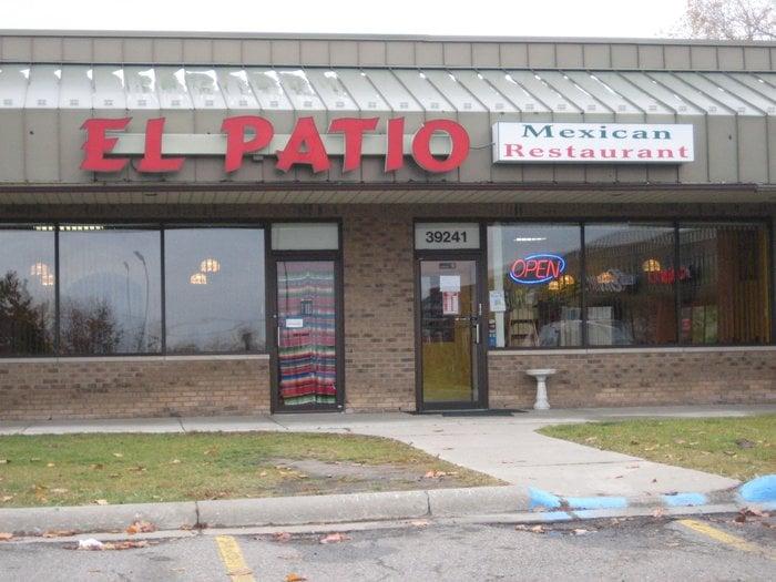 El Patio Mexican Restaurant Farmington Mi