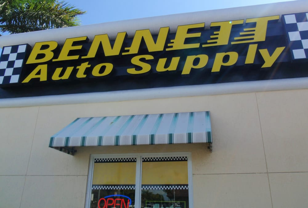 bennett auto supply auto parts supplies 3901 n dixie hwy oakland park fl phone number. Black Bedroom Furniture Sets. Home Design Ideas