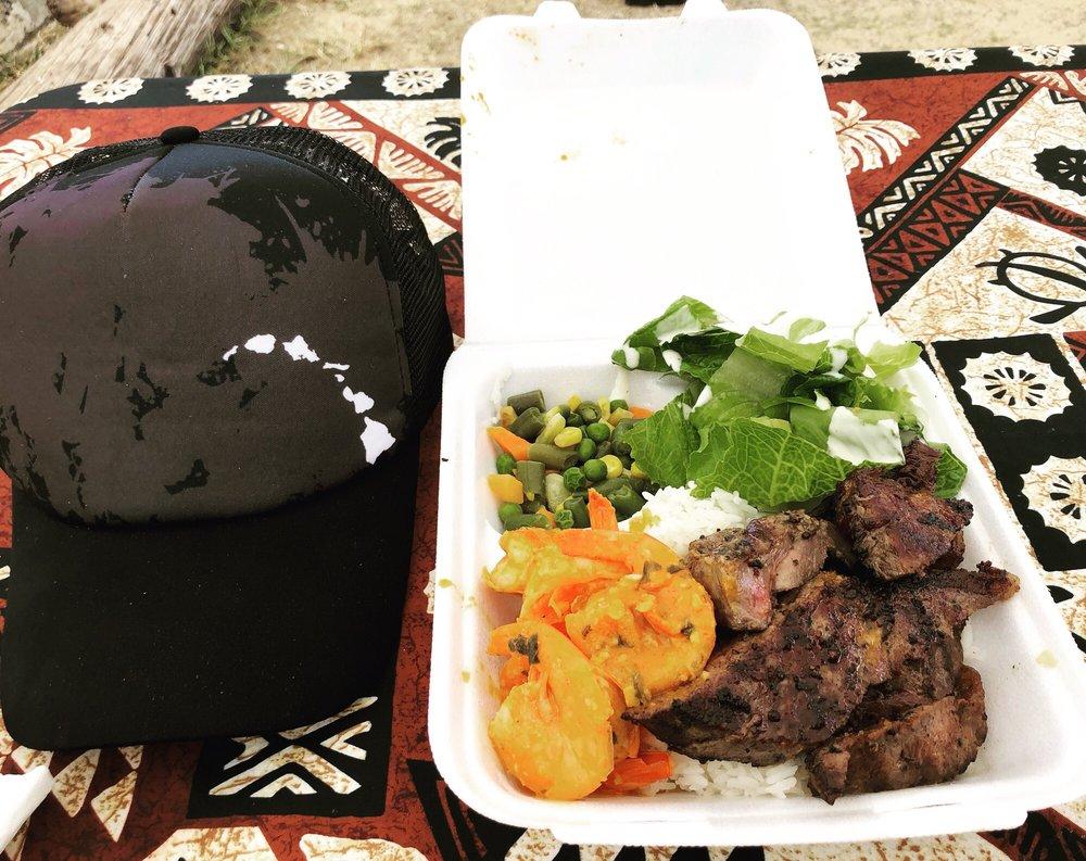 808 Shrimp and Steak: Honolulu, HI