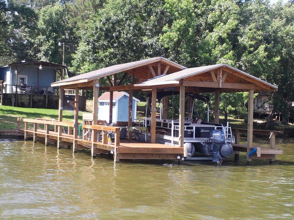 Lake Front Builders: 158 Wigwam Trl, Livingston, TX