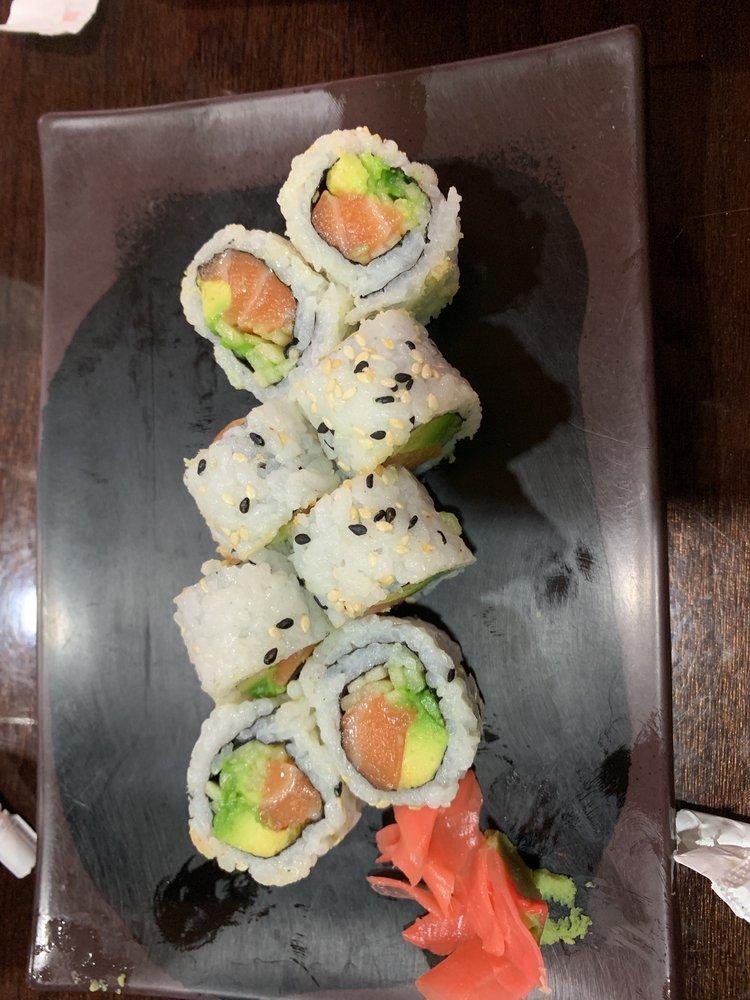 Shogun Sushi And Hibachi: 466 Pike St, Marietta, OH