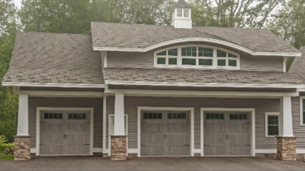 Marvelous Photo Of Local Garage Doors   Folsom, CA, United States. Carriage House  Stamped