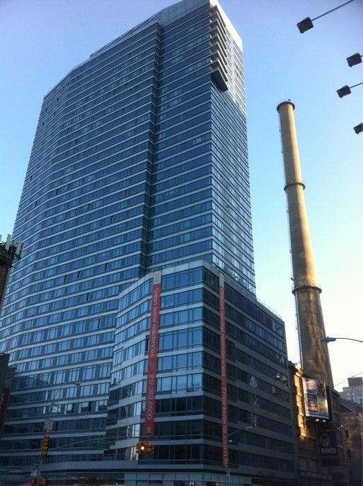 The Helena: 601 W 57th St, New York, NY