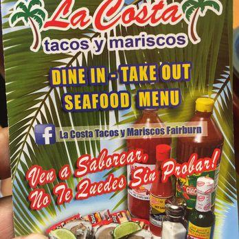 Photo Of La Costa Tacos Y Mariscos