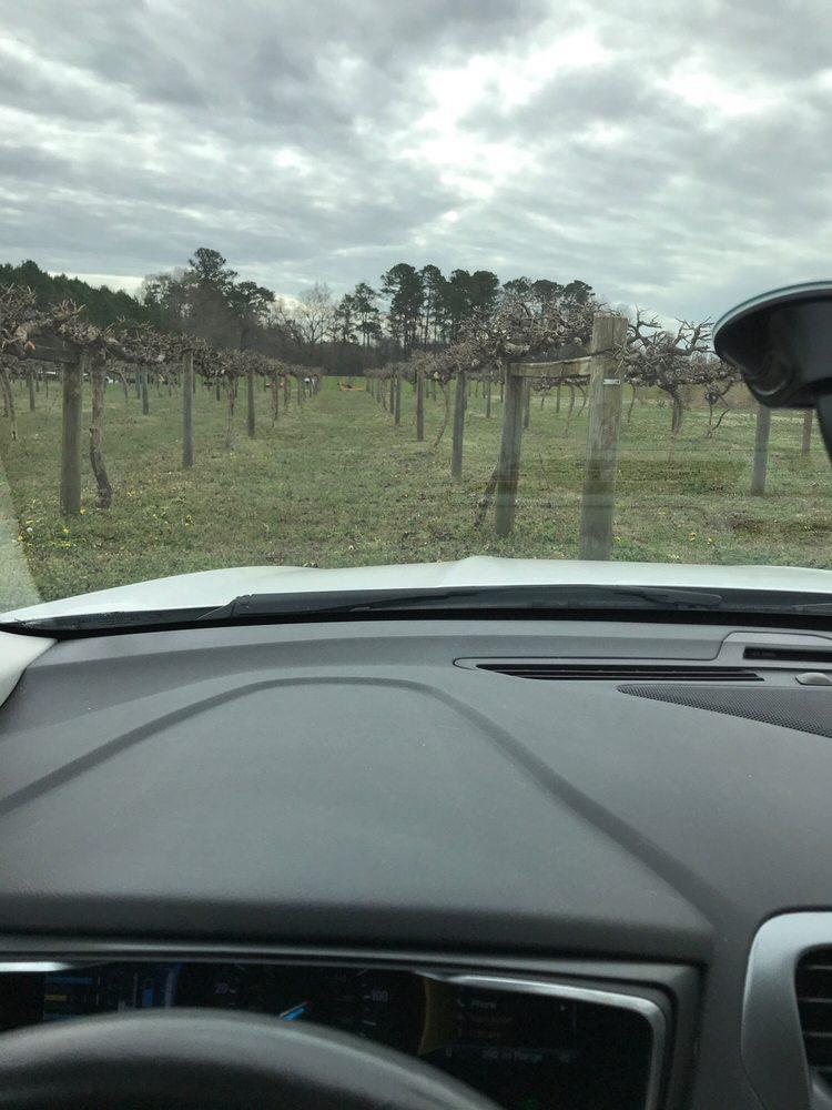 A Secret Garden Winery: 1008 Airport Rd NE, Pikeville, NC