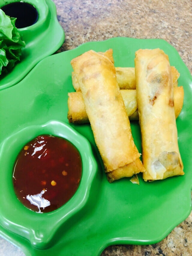 A1 egg rolls yelp for Asian cuisine and pho