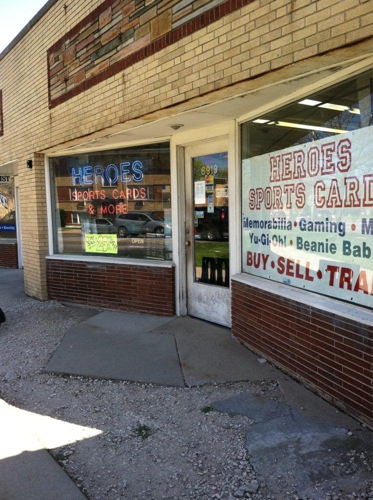 Heroes: 8919 W Cermak Rd, Riverside, IL