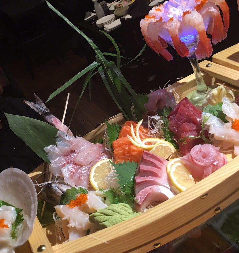 Aji Ichi Japanese Restaurant Menu