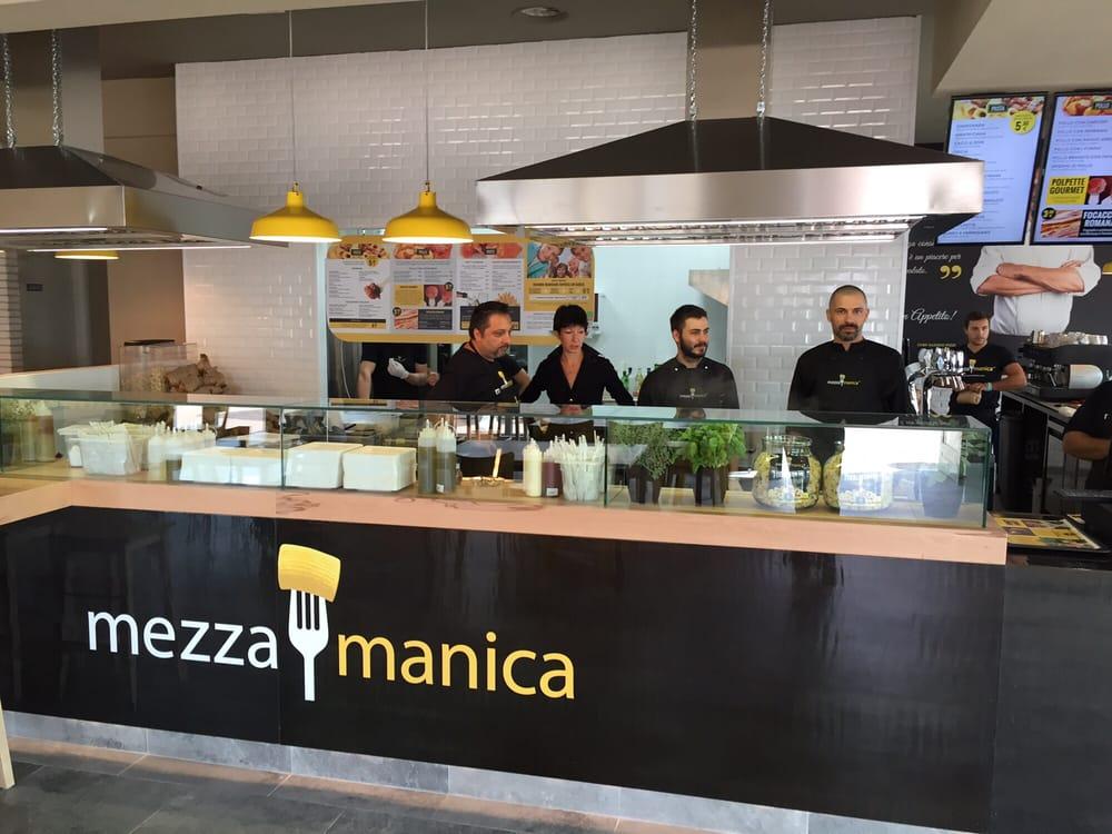 Mezzamanica cucina romana centro commerciale da vinci - Casa centro commerciale da vinci ...