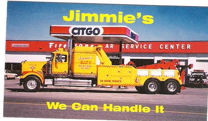 Jimmie's Firestone Services Center: 6025 S State Rd 53, Madison, FL
