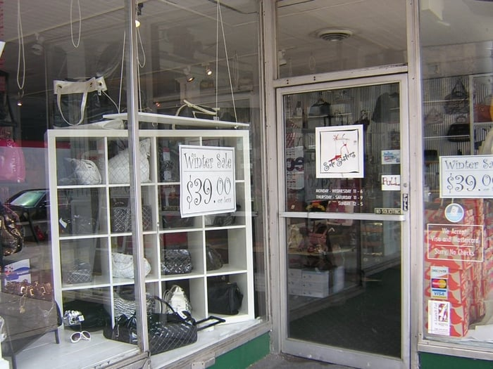 Clothing stores in royal oak mi