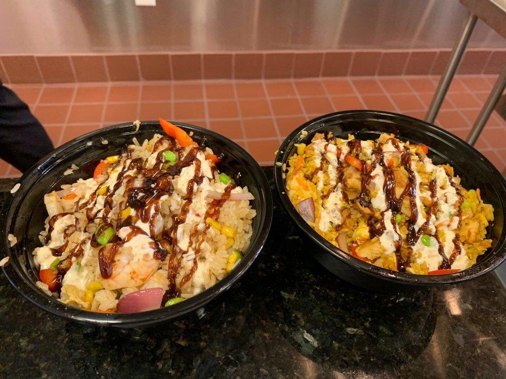 A Lot Fried Rice: 1495 E Osceola Pkwy, Kissimmee, FL