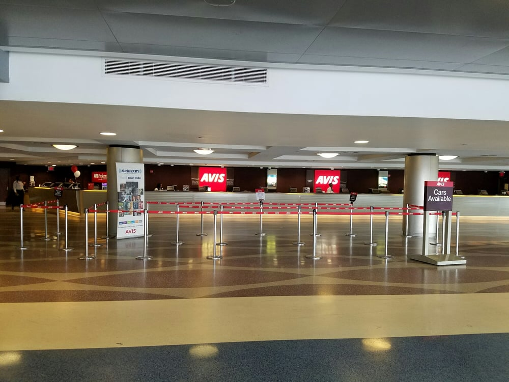 Avis Car Rental Fort Lauderdale Airport