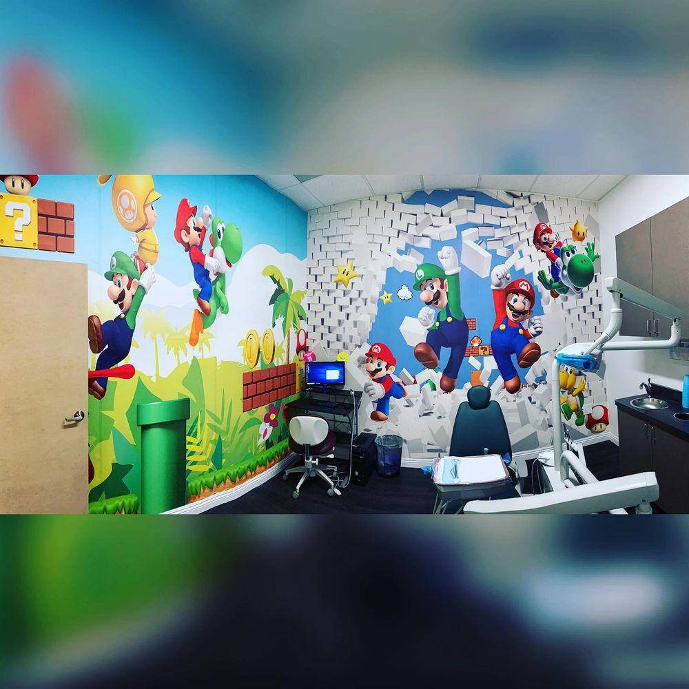 Children Dental World: 6515 Atlantic Ave, Bell Gardens, CA
