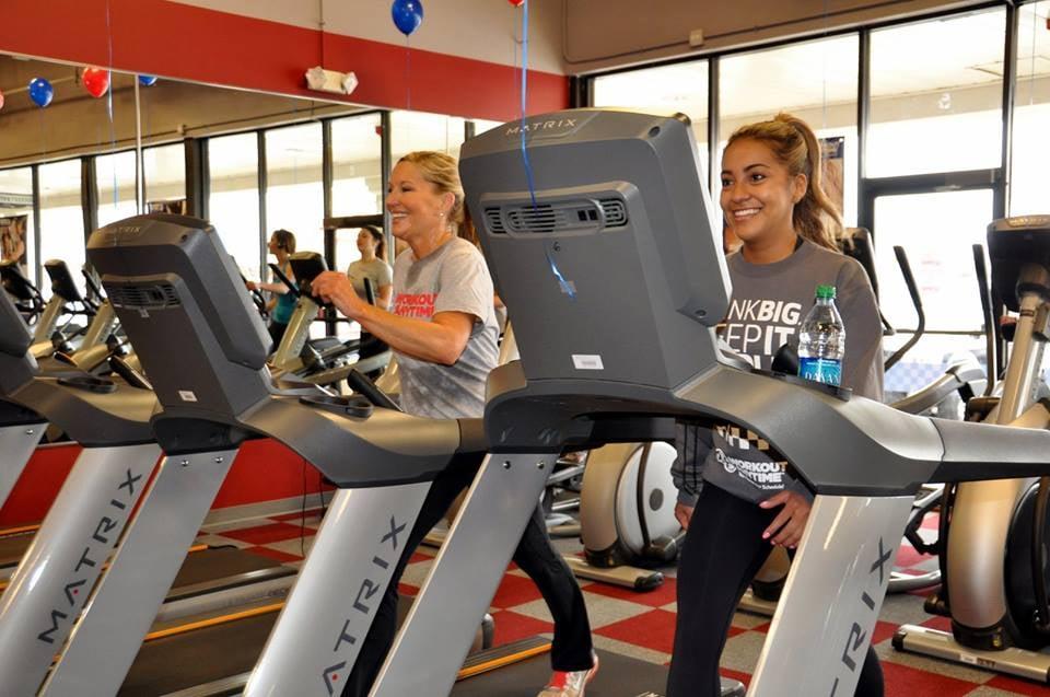 Workout Anytime Camden: 1670 Springdale Dr, Camden, SC