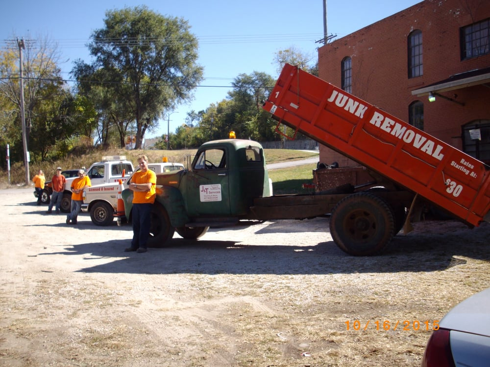 J&T Services Junk Removal: 1303 W College St, Springfield, MO