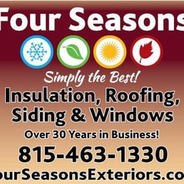 Exceptional Photo Of Four Seasons Roofing U0026 Insulation LLC   New Lenox, IL, United  States