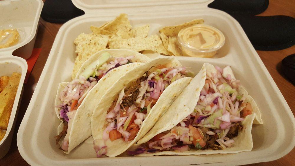 Rito Loco Restaurant: 606 Florida Ave NW, Washington, DC, DC