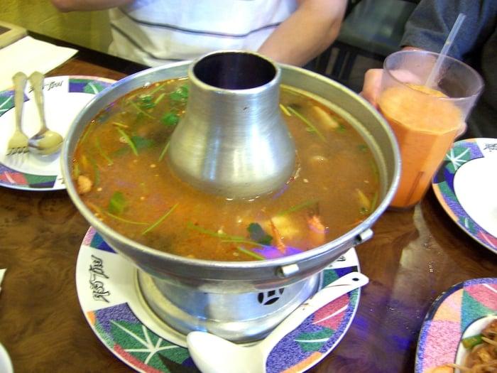 Krua Thai Restaurant North Hollywood Ca