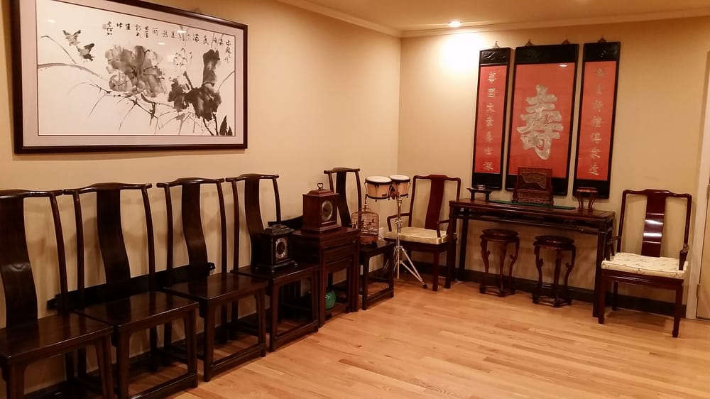 Antique Ebony Chairs Rosewood Altar Table Silk Embroidery