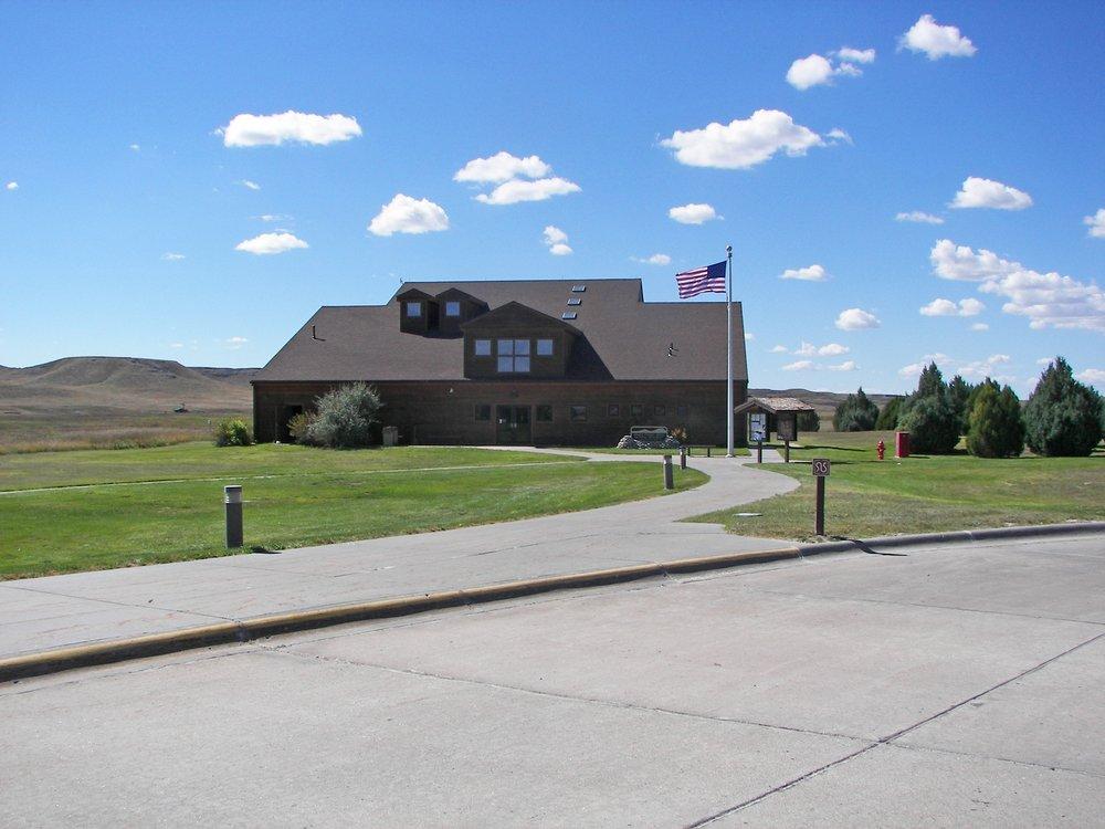 Agate Fossil Beds National Monument: 301 River Rd, Harrison, NE
