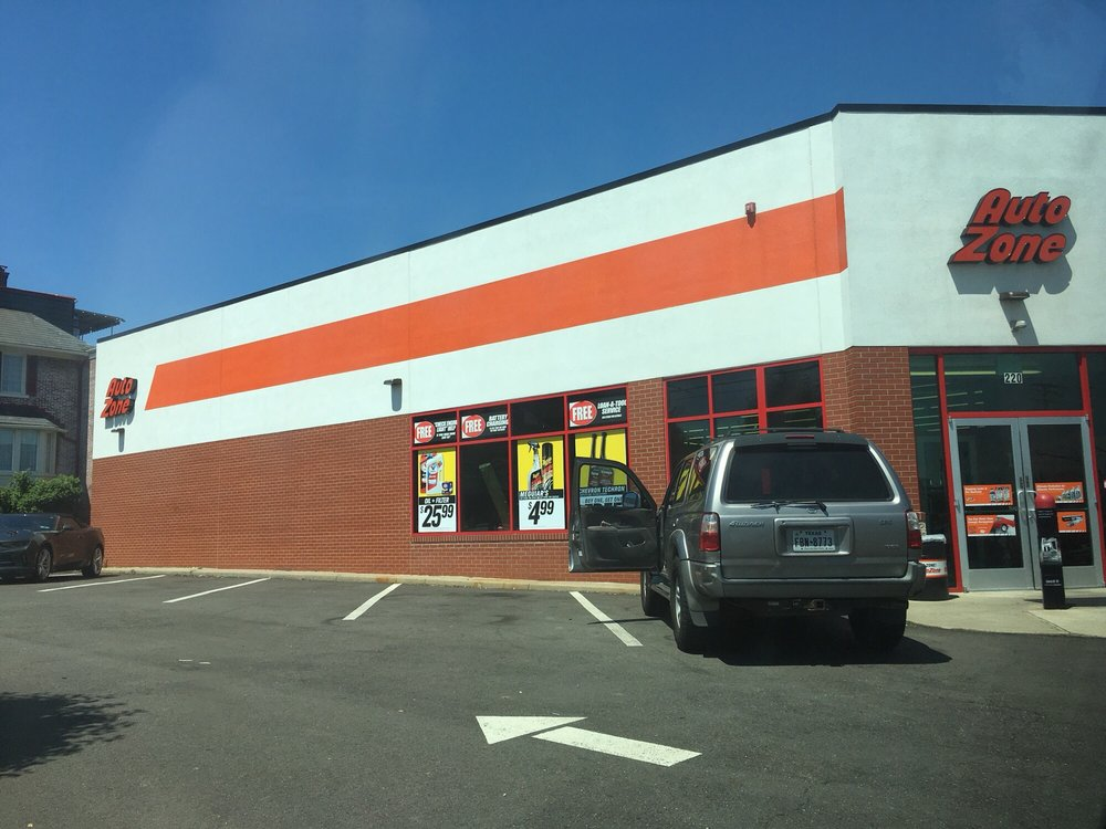 AutoZone: 220 Washington Rd, Pittsburgh, PA
