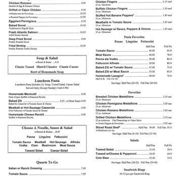 Armstrong S Restaurant Coraopolis Pa Menu