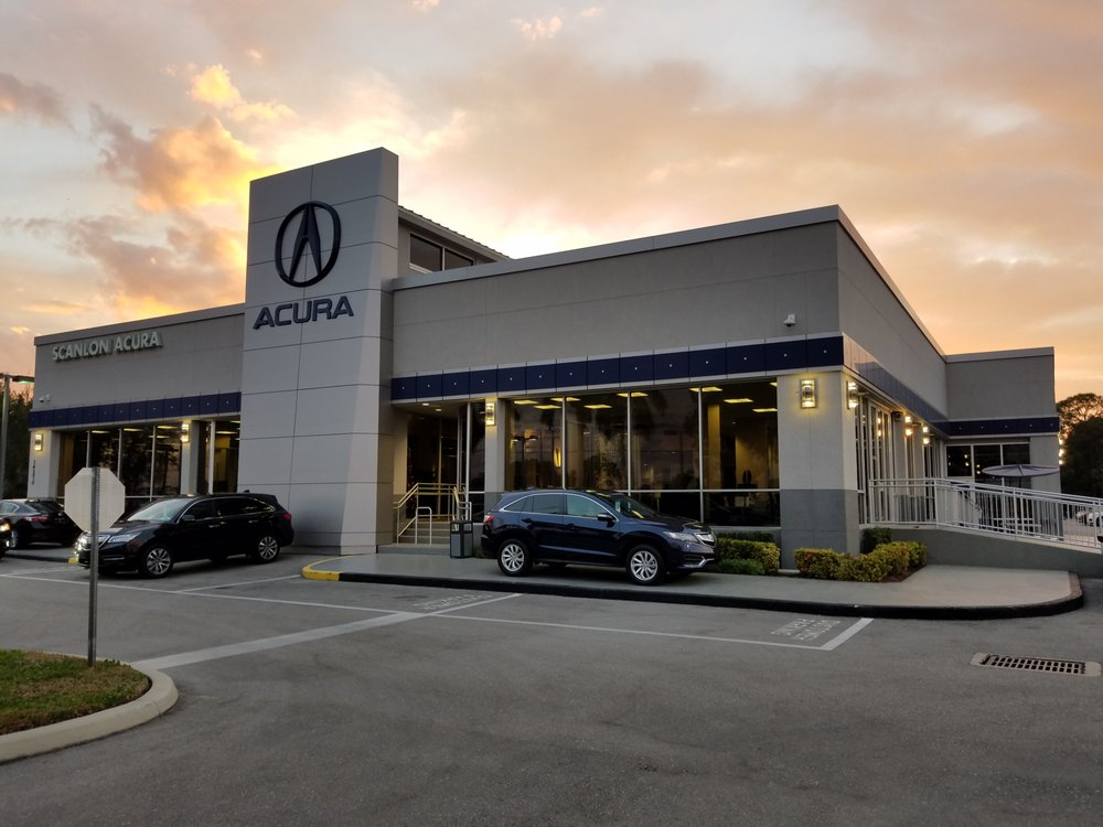 Scanlon Acura Car Dealers 14270 S Tamiami Trl Fort Myers Fl >> Scanlon Acura Car Dealers 14270 S Tamiami Trl Fort Myers Fl