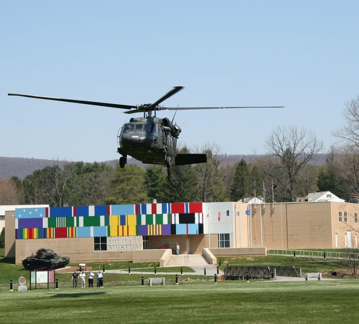 Pennsylvania Military Museum: 51 Boal Ave, Boalsburg, PA