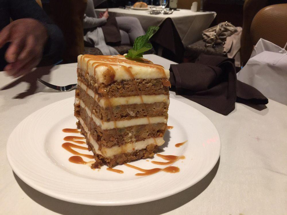 Soggy Carrot Cake