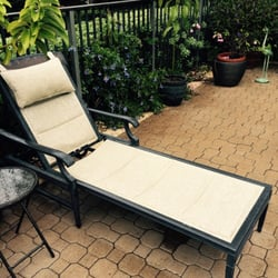 Photo Of Golden Eagle Upholstery   Vero Beach, FL, United States. Re Webbed