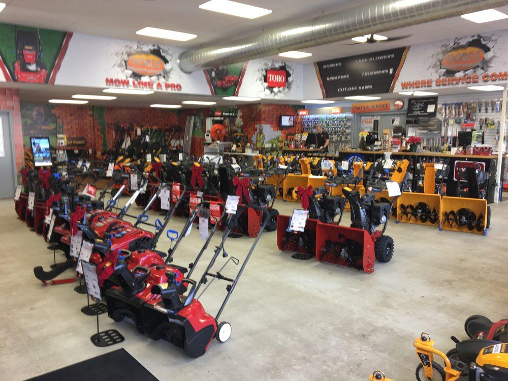 Dobos Lawnmower Sales & Service: 4549 W Dickman Rd, Springfield, MI
