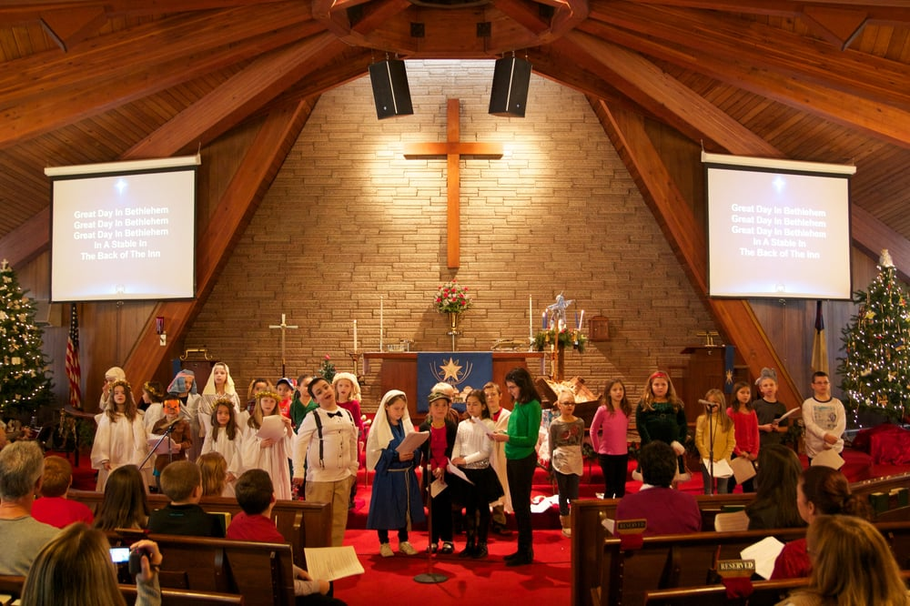 Lutheran Church of the Good Shepherd: 3139 County Rd 516, Old Bridge, NJ