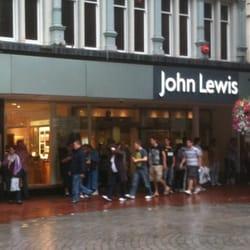 John Lewis & Partners Department Stores Broad Street
