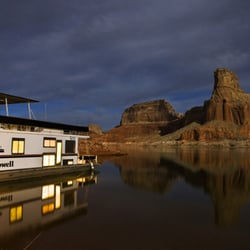 Lake Powell Houseboat and Watercraft Rentals - 100 Lakeshore Drive