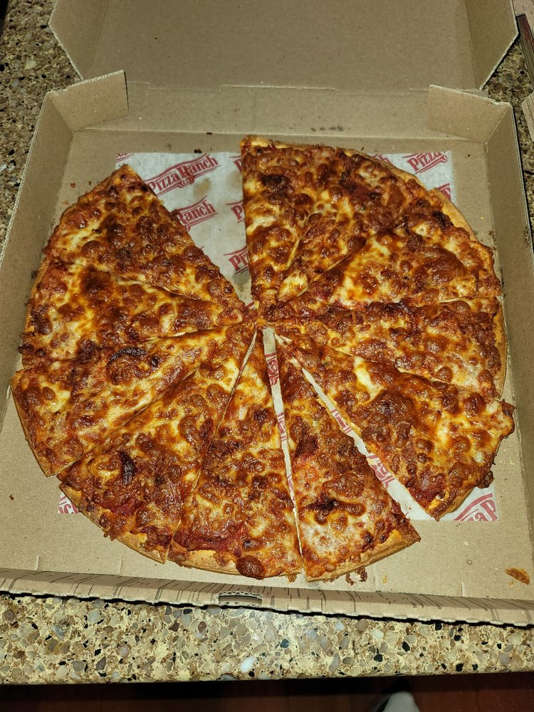 Pizza Ranch: 104 N Runger Ave, Sheldon, IA