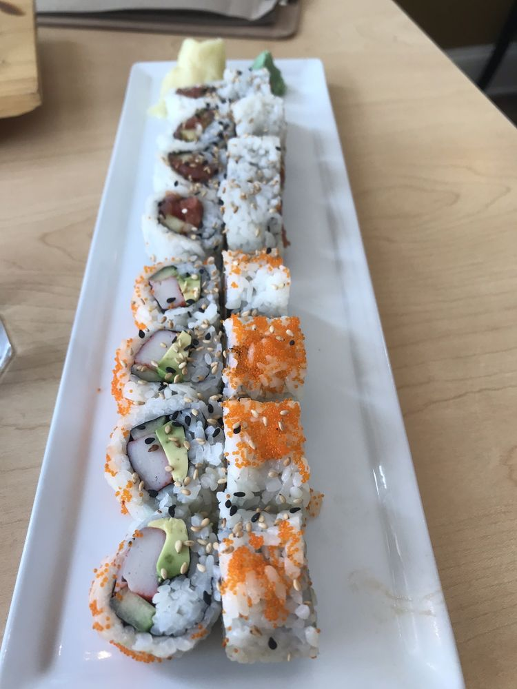 Neko Thai and Sushi Bar: 70 Market Square, Pinehurst, NC