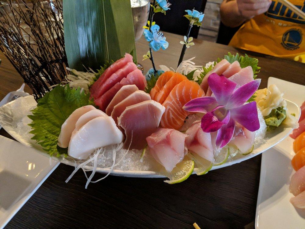 Food from Okinawa Sushi