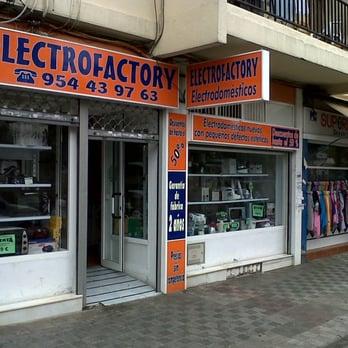 Electrofactory electrodom sticos calle doctor jim nez - Electrodomesticos sevilla ...