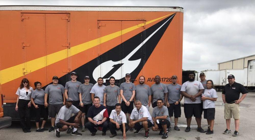 Emrick's Van & Storage: 4021 NW 3rd St, Oklahoma City, OK