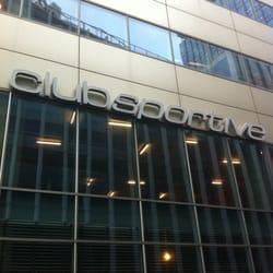 club sportive