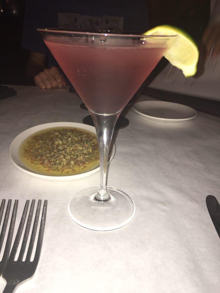 ... Chophouse - Fort Lauderdale, FL, United States. Big city martini